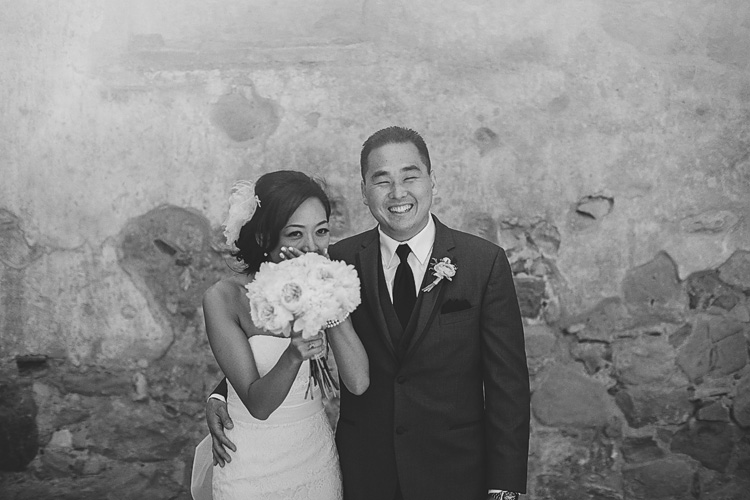 The Villa Wedding in San Juan Capistrano