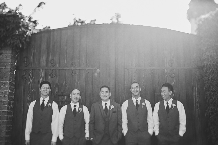 The Villa in San Juan Capistrano Wedding