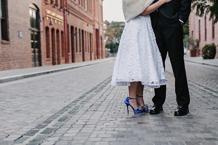 olvera street engagement session